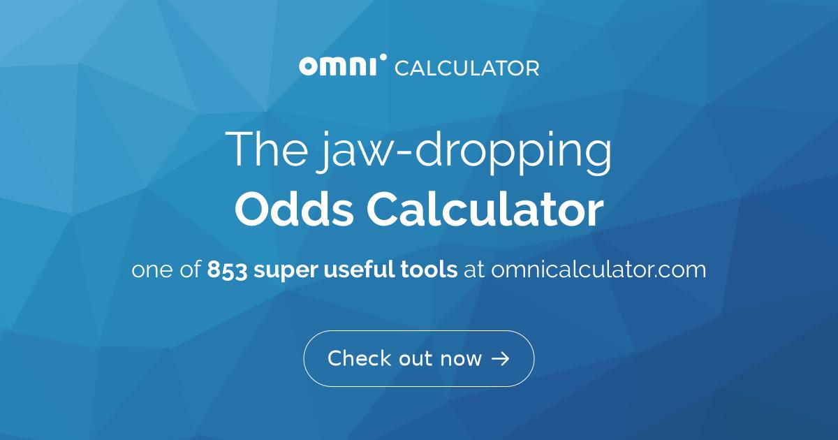 Odds Calculator - Omni